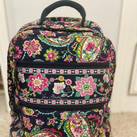 cute Vera Bradley backpack